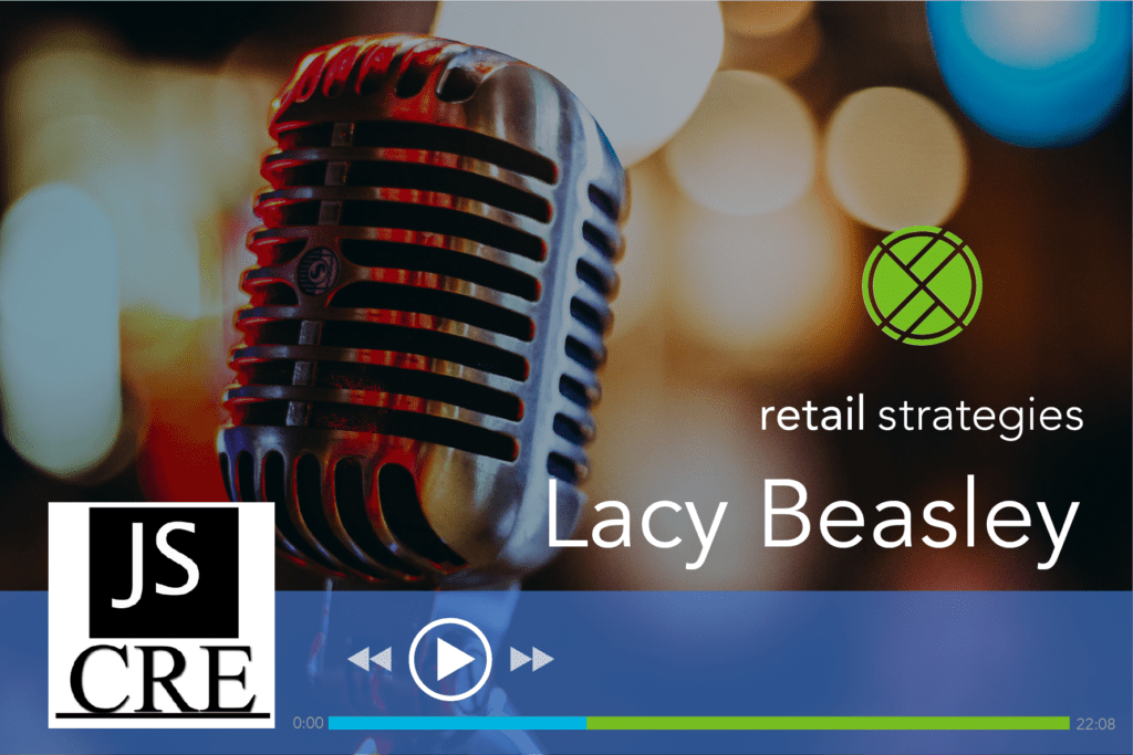 lacy beasley podcast jsutin sterling retail-01
