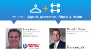 Webinar: Apparel, Accesories, Fitness & Health