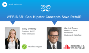 Webinar: Hipster Retail Concepts