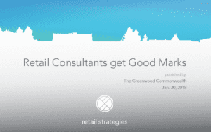 Retail Consultants get Good Marks