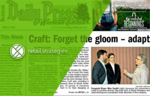 """Article ~ """"Forget the Gloom: Adapt"""""""