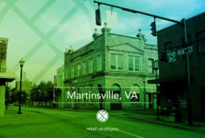 What's the future for retail in Martinsville?