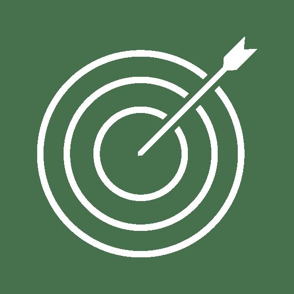 target success arrow