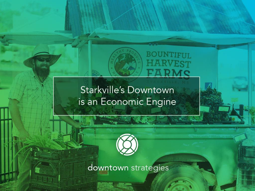starkville downtown