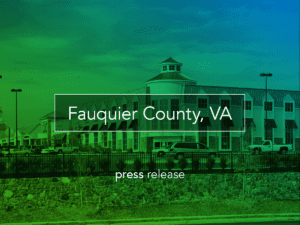 Faquier County, Virginia Press Release